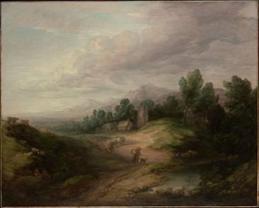 peinture Thomas Gainsborough