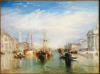 Tableau Venise Turner
