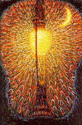 Giacomo Bella, La lampe à arc