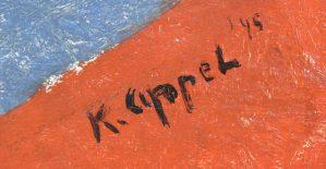 signature KAREL APPEL