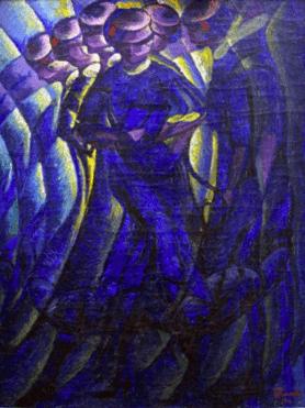 tableau Luigi Russolo