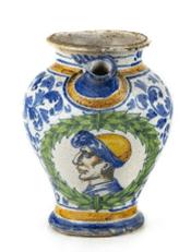 vase faïence de Rouen
