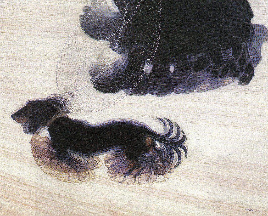 peinture Giacomo Balla