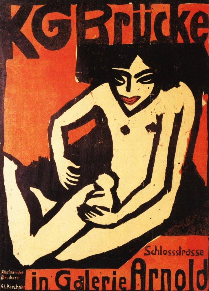 peinture Ernst Ludwig Kirchner
