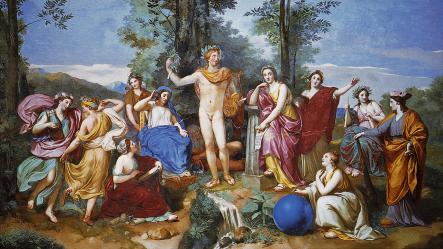 peinture  Raphaël Mengs