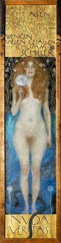 Nuda Veritas Klimt