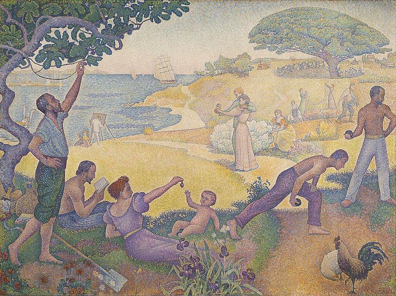 tableau Paul Signac