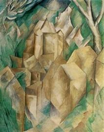 tableau G Braque