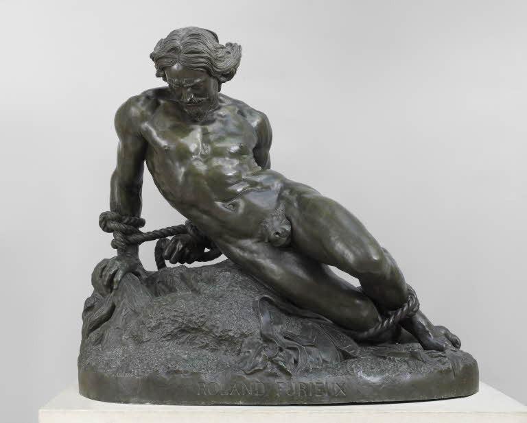 bronze Jean Duseigneur