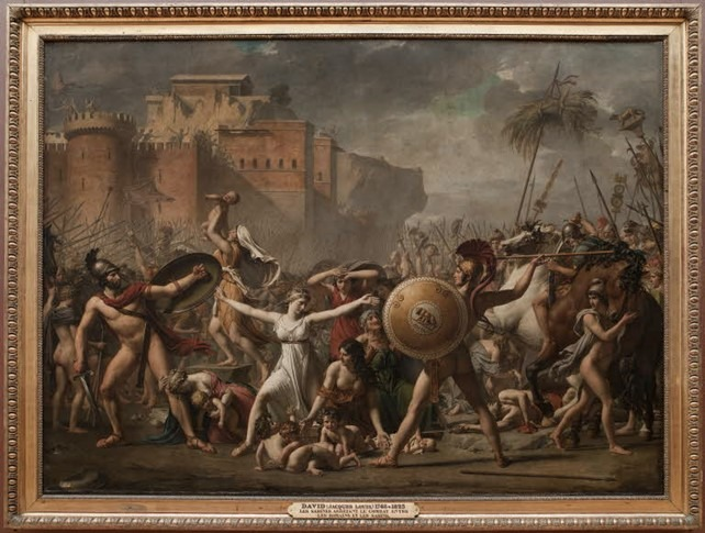 peinture Jacques-Louis David