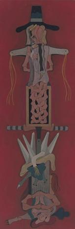 Peinture Jorge Camacho
