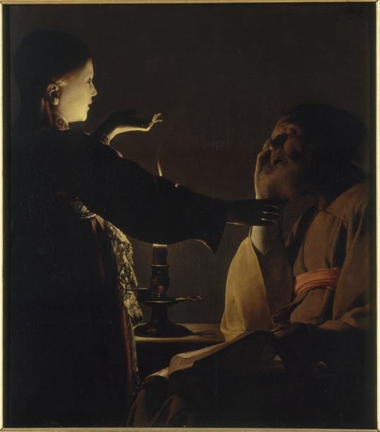 Tableau Apparition de l'ange à Joseph