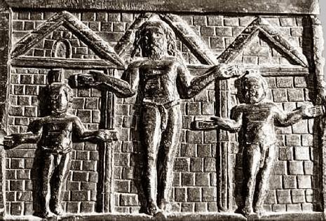 crucifixion moyen age