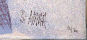 Signature Pol Mara