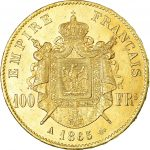 Expertise 100 francs Or