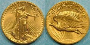 Expertise pièces en or américaines