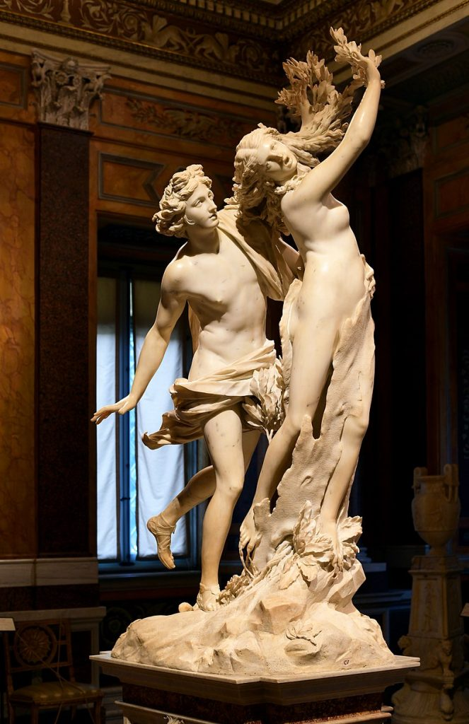 Apollon et Daphné