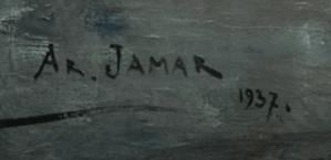 Signature Jamar
