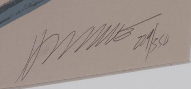 signature Gary HUME
