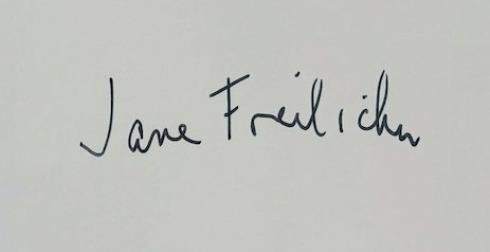signature Jane Freilicher
