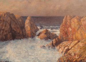 Peinture Charles Cottet