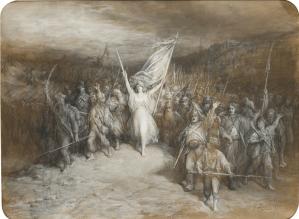 Dessin Gustave Doré