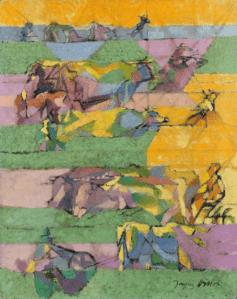 Peinture Jacques Villon