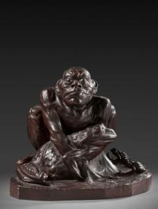 Sculpture Jean Carriès