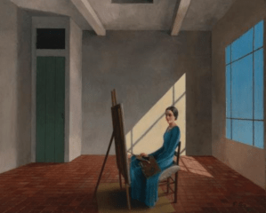 Peinture Pierre Roy