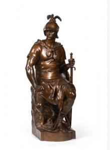 Sculpture Paul Dubois