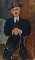 tableau Amedeo Modigliani