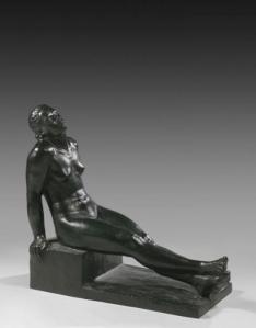 Sculpture Robert Wlérick