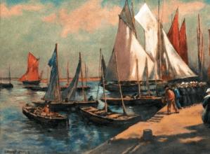 Peinture Camille Fauré