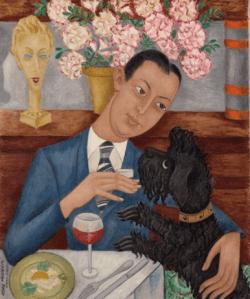 Peinture Marie Vassilieff