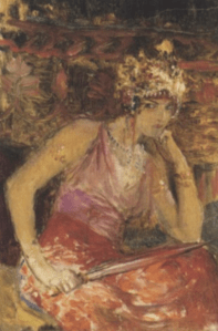 Peinture Georges Antoine Rochegrosse