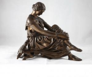 Sculpture James Pradier