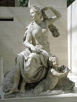 sculpture Antoine Coysevox