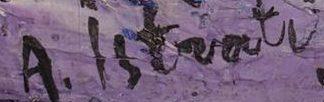 signature alexandre istrati
