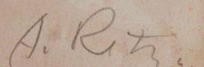 signature alfred reth