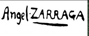 signature angel zarraga