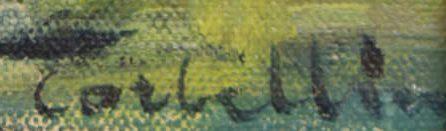 signature luigi Corbellini