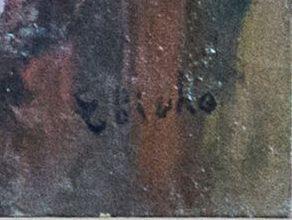 signature eugène ebiche