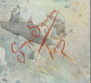 signature giuseppe signorini