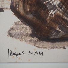 signature Jacques nam