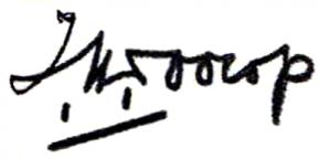 signature jan toorop
