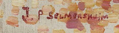 signature jeanne selmersheim-desgranges