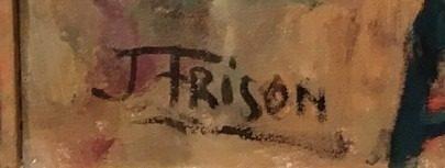 signature jehan frison