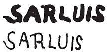 signature léonard sarluis