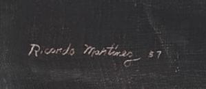 Signature Martinez de Hoyos