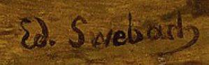 signature bernard edouard swebach